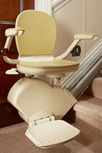 Deluxe Stairlift Rental
