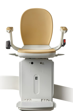 New Brooks curved Stairlift